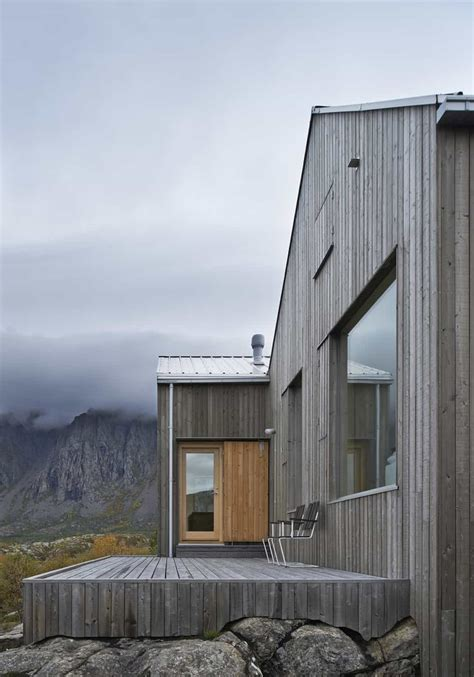 norwegian sea vega island adorns cottage  kolman boye