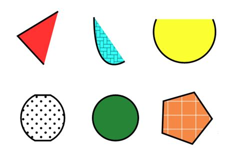 shape pattern definition shape or pattern definition filling shapes with colors and