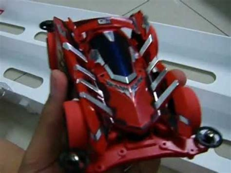 Tamiya Slash Reaper tamiya mini 4wd slash reaper ms special review and test run