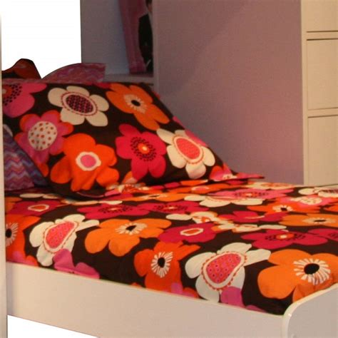 Bedding For Bunk Beds Hugger Poppy Bunk Bed Hugger Fitted Comforter