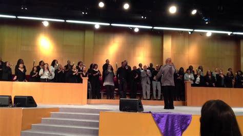 the living room church fcbc faithful central bible church choir los angeles god
