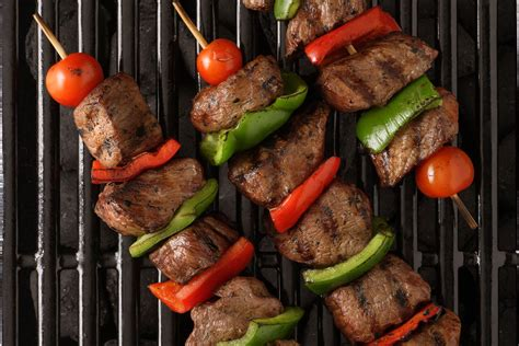 lamb shish kebab recipe marinated lamb kebabs beef shish kabob marinade middle eastern