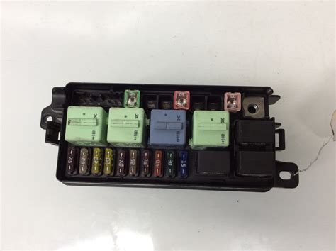 2011 Mini Cooper Fuse Box Diagram