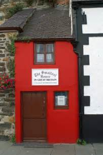 smallest house in great britain everyday nature trails