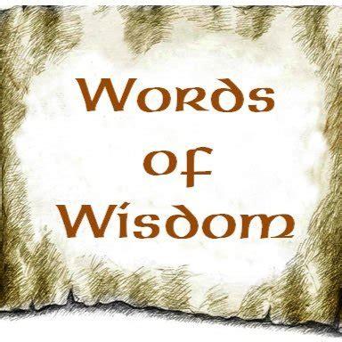 words  wisdom atwisdmwrds twitter
