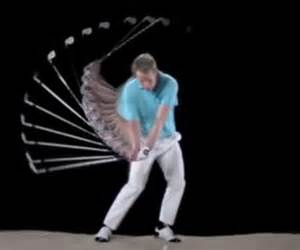 Swing Motion sony ax100 s golf sports