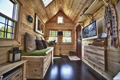 little house on wheels chris and malissa tack s tiny home transformed this high