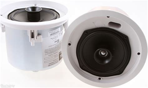 jbl control26c 6 5 two way vented ceiling speaker