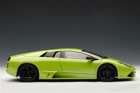 Lamborghini Murcielago Green Autoart Lamborghini Murcielago Lp640 Verde Ithaca