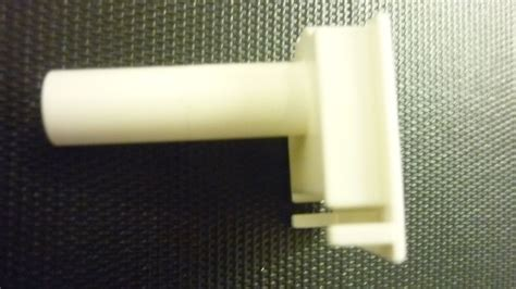 Vertical Blind End wand controlled blind end cap set