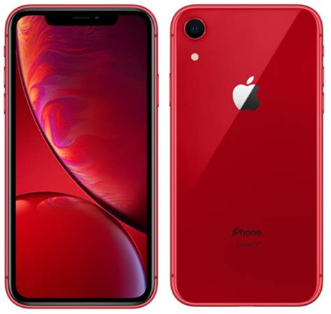 etorencom apple iphone xr  dual sim gb red