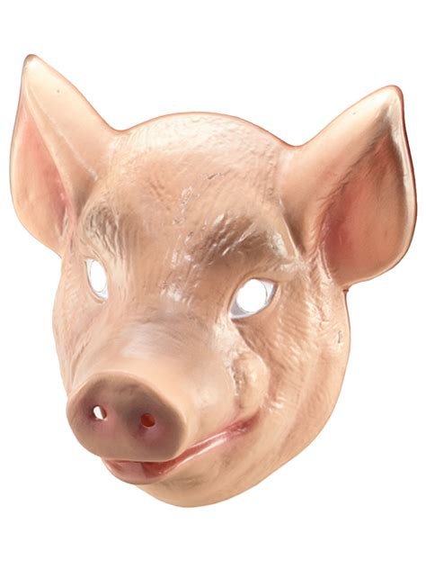 Masker Animal pig mask partynutters uk