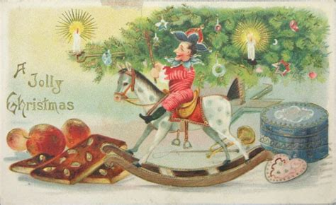 imagenes navidad vintage postales vintage de navidad blogodisea