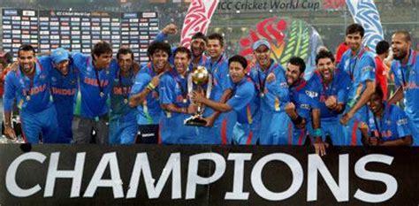 india winner 2011 2011 winners india cricket world cup winners list