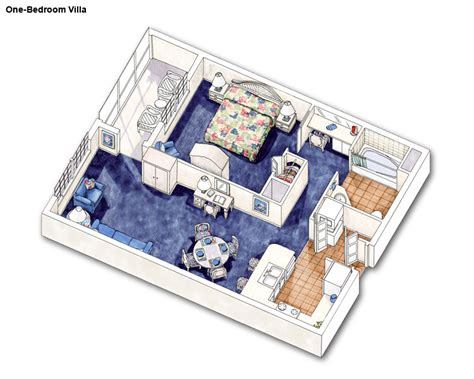 orange lake resort floor plans holiday inn club vacations
