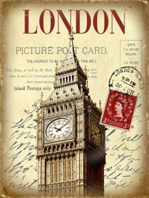 Printable London Postcards | 1000 images about printables postmarks sts on