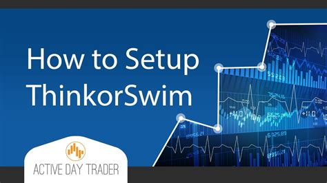 Beginners Options Setup In Tos Explained Thinkorswim Funnydog Tv Thinkorswim Active Trader Order Template