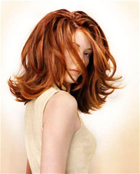 short flip up hair styules medium long hair style flip highlights