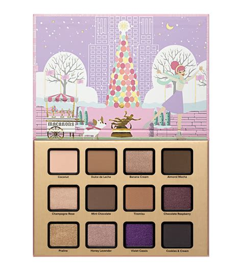 Faced 2016 Limitededition Merry Macarons More 2016 Sets Faced Tarte Smashbox Buxom