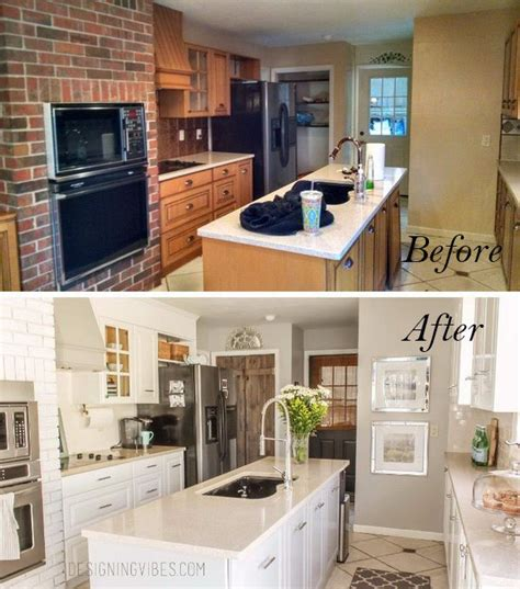 changing color of kitchen cabinets genius kitchen makeover ideas that would save you money