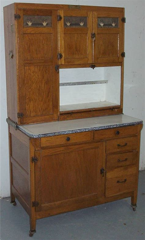 mcdougall kitchen cabinet 1173 mcdougall oak hoosier kitchen cabinet lot 1173