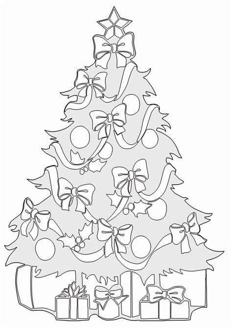 weihnachtsbaum zum ausmalen malvorlagen weihnachten weihnachtsbaum ausmalbilder f 252 r