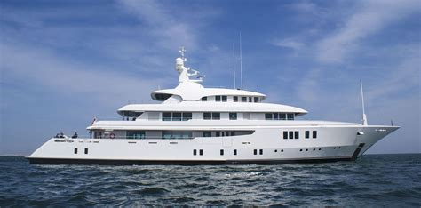 yacht view meridian superyacht side view yacht charter