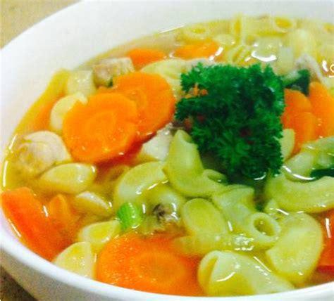 cara membuat seblak dan makaroni resep dan cara membuat sup makaroni spesial aneka resep