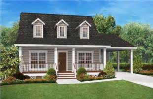 Cape Style Home Plans by Cape Cod House Plans Traditional Practical And