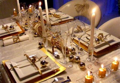 tavola capodanno decorazioni come apparecchiare la tavola per capodanno idee originali