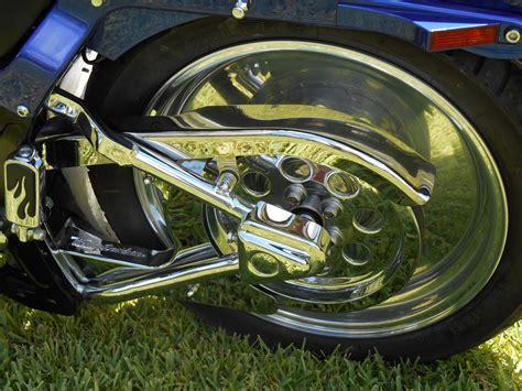 1996 Harley Davidson® FXSTSB Softail® Bad Boy? (Blue