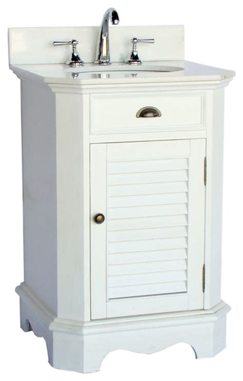 Cottage Look Abbeville Bathroom Sink Vanity 24 quot cottage style junior abbeville bathroom sink vanity