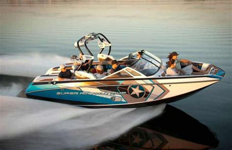 wake boat technology nautique introduces the new super air nautique g23