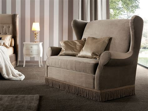 divanetto letto letto matrimoniale altea by chaarme chaarme