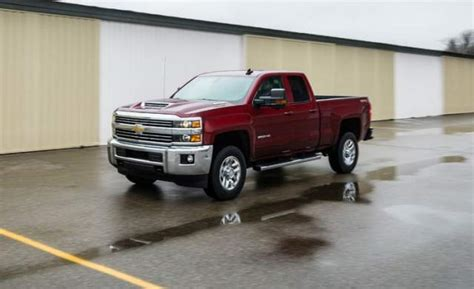 2018 chevy silverado 2500h 2018 chevy silverado 2500hd reviews and rating 2018