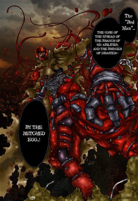 red man deadman wonderland red man deadman wonderland quotes quotesgram