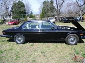 1986 Jaguar Xj6 Vanden Plas 1986 Jaguar Xj6 Vanden Plas 48k Clean Carfax Pristine