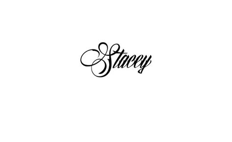 tattoo fonts billion stars 1000 images about stacey and other names on