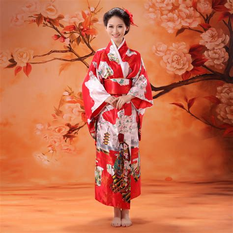 Traditional Kimono Dress kimono dress dressed up