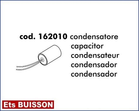 Dea Gulliver dea gulliver condensateur r 233 f 233 rence 162010 30