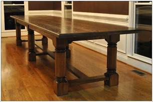 Dining Room Table Solid Wood by Solid Wood Dining Table Design For Our Dining Room Amazing