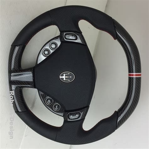 maserati steering wheel maserati steering wheel carbon fiber robson design
