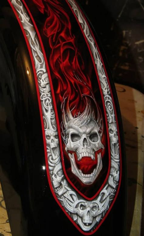 Motorradtank Bilder by 1000 Images About Reapers Skulls And Souls On
