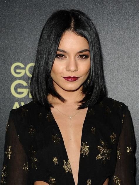 actress who had dark hair and a mole vanessa hudgens to act in grease live day after father