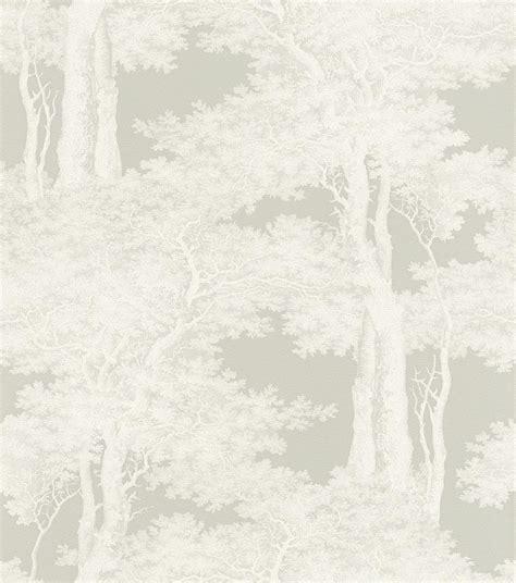 rasch wallpaper wallpaper rasch passepartout forest trees light grey 605433