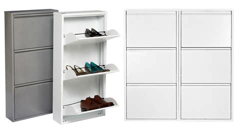 Show Cabinet by Review Dottus 3 Drawer Metal Shoe Cabinet Diy House Help