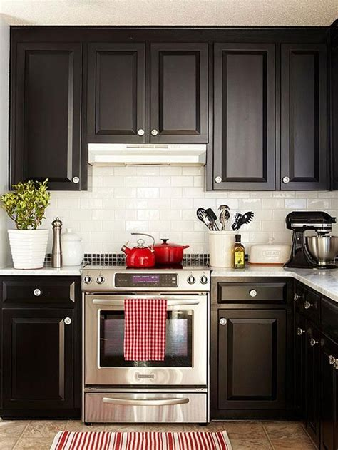 dressing up kitchen cabinets 25 absolutely charming black kitchen interior for life