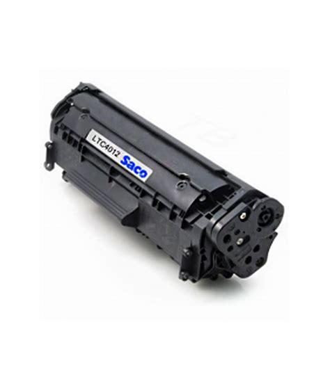 Toner Canon Lbp 2900 saco 12cl black toner cartridge compatible for canon lbp 2900 lbp 2900b buy saco 12cl black