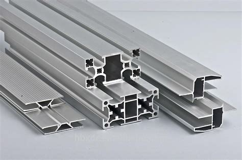 aluminium section profile fabricated aluminum 6063 6061 heavy large cross section