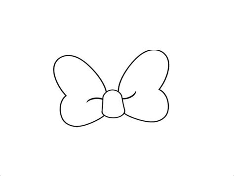 free printable minnie mouse bow template minnie mouse bow template peerpex